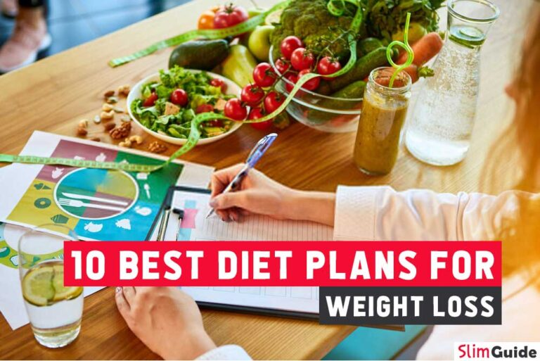 Diet Plans for Weight Loss
